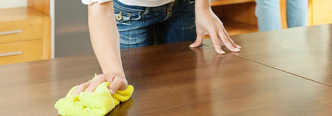 Bútor felületek ápolása